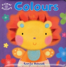 Animal Nursery: Colours, Board book Book