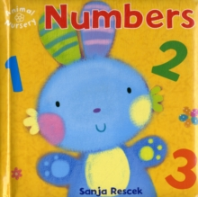 Animal Nursery: Numbers, Board book Book