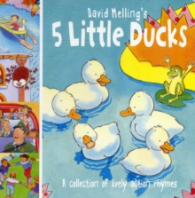 Five Little Ducks, Board book Book