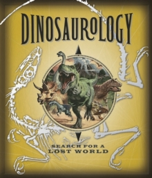 Dinosaurology, Hardback Book