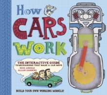 How Cars Work, Hardback Book