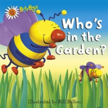 Who's in the Garden, Novelty book Book