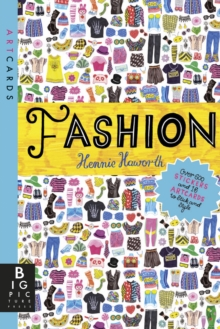 Art Cards: Fashion, Paperback Book