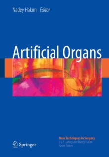Artificial Organs, Hardback Book
