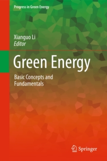 Green Energy : Basic Concepts and Fundamentals, Hardback Book