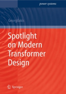 Spotlight on Modern Transformer Design, Hardback Book
