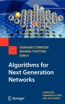 Algorithms for Next Generation Networks, Hardback Book