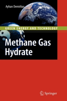 Methane Gas Hydrate, Hardback Book