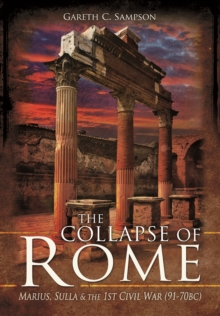 Collapse of Rome, Hardback Book
