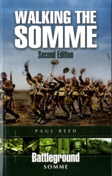 Walking the Somme, Paperback Book