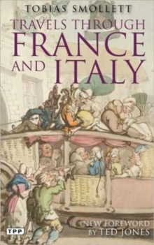 Travels Through France and Italy, Paperback Book