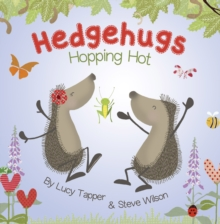 Hedgehugs - Hopping Hot, Paperback Book