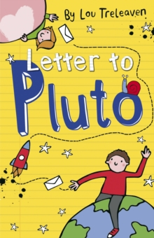 Letter to Pluto, Paperback / softback Book