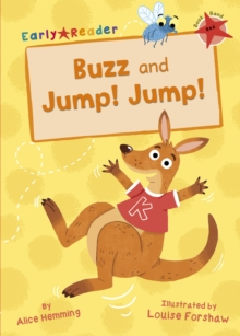 Buzz and Jump! Jump!, Paperback Book