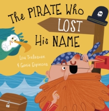 The Pirate Who Lost His Name, Paperback Book