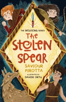 The Stolen Spear, Paperback / softback Book