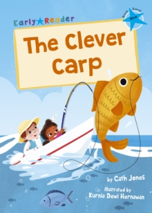 The Clever Carp : (Blue Early Reader), Paperback / softback Book
