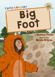 Big Foot : (Gold Early Reader), Paperback / softback Book