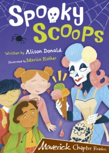 Spooky Scoops : (Brown Chapter Reader), Paperback / softback Book
