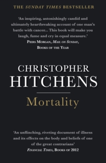 Mortality, Paperback / softback Book