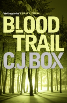 Blood Trail, Paperback Book