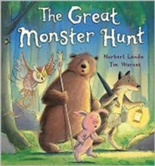 The Great Monster Hunt, Hardback Book