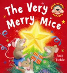 The Very Merry Mice, Novelty book Book