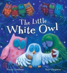 The Little White Owl, Hardback Book