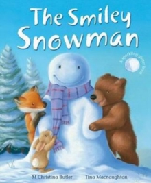The Smiley Snowman, Hardback Book