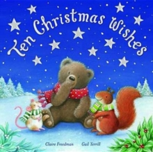Ten Christmas Wishes, Hardback Book