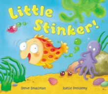 Little Stinker!, Hardback Book