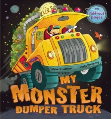 My Monster Dumper Truck, Paperback Book
