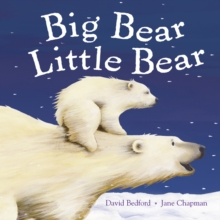 Big Bear, Little Bear, Board book Book