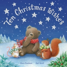 Ten Christmas Wishes, Paperback Book