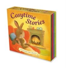 Cosytime Stories : A Four-Book Gift Collection, Novelty book Book