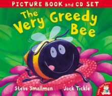 The Very Greedy Bee, Mixed media product Book