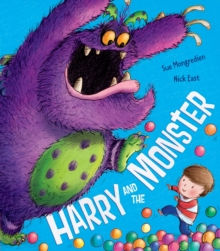 Harry and the Monster, Hardback Book