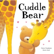 Cuddle Bear, Paperback Book
