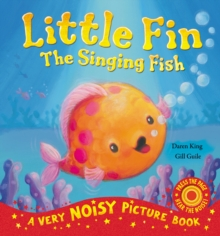 Little Fin - The Singing Fish, Novelty book Book
