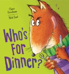 Who's for Dinner?, Paperback Book