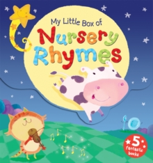 My Little Box of Nursery Rhymes, Novelty book Book