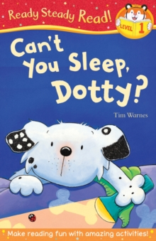 Can't You Sleep, Dotty?, Paperback Book