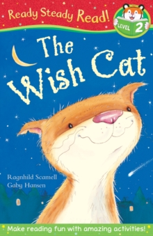 The Wish Cat, Paperback Book