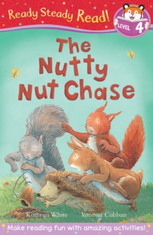 The Nutty Nut Chase, Paperback / softback Book