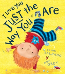 I Love You Just the Way You are, Paperback Book