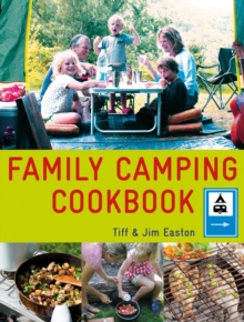 Family Camping Cookbook, Paperback Book