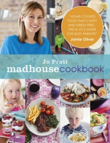 Madhouse Cookbook, Hardback Book