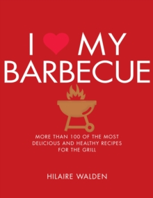 I Love My BBQ, Paperback Book