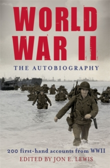 World War II: The Autobiography, Paperback Book