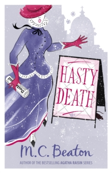 Hasty Death, Paperback Book